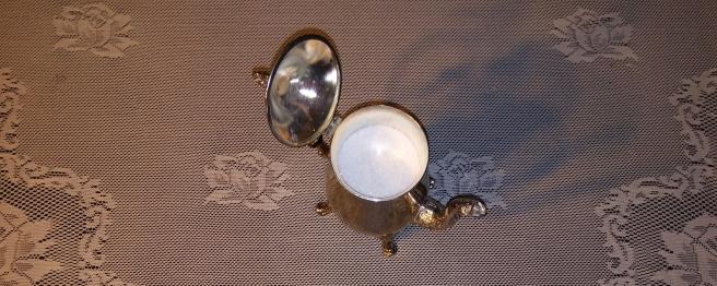 Empty Ish Teapot
